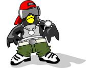 ロックなペンギン