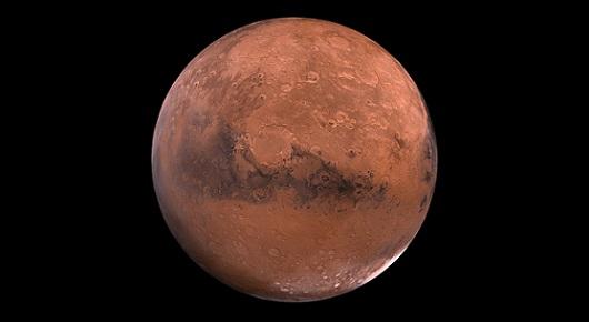 火星(Mars)