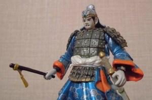 人形劇三国志フィギュア(劉備玄徳)