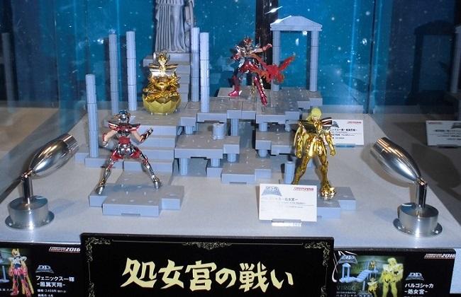 聖闘士星矢シリーズ  …「魂フィーチャーズ2016」より