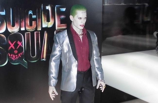 ジョーカー…「バットマン 100% HOT TOYS」より