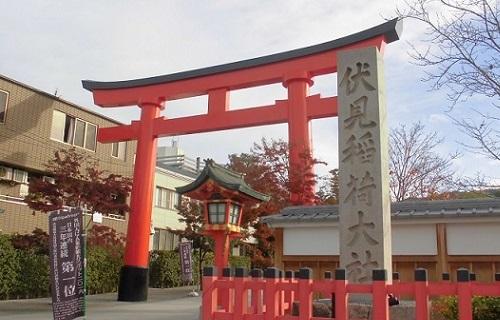 京都(伏見稲荷大社)