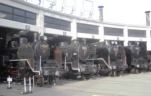 """京都といえば…""""鉄道博物館"""""""