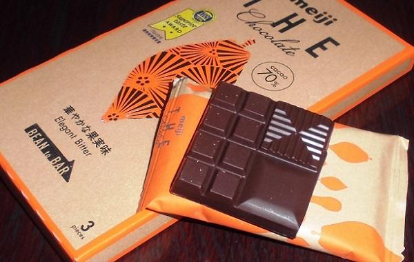 THE チョコレート「華やかな果実味エレガントビター」