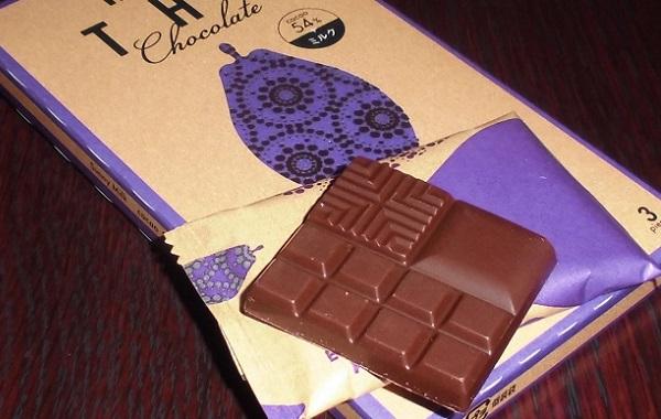 THE チョコレート「優しく、香る。サニーミルク」