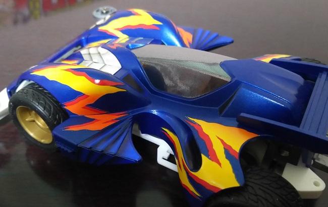 SPIN COBRA(スピンコブラ) …スーパー2シャーシ