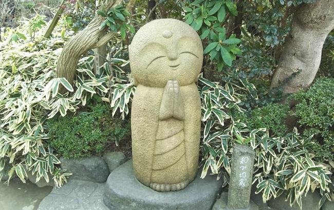 鎌倉でお地蔵さん