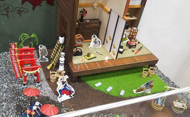リーメント(Re-MENT)ブースの様子 …「東京おもちゃショー2019」より