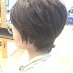 40代50代60代以上のご婦人の方に人気の動きとボリュームのあるヘアスタイル