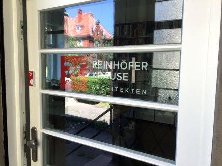 Tür | Reinhöfer + Krause ARCHITEKTEN