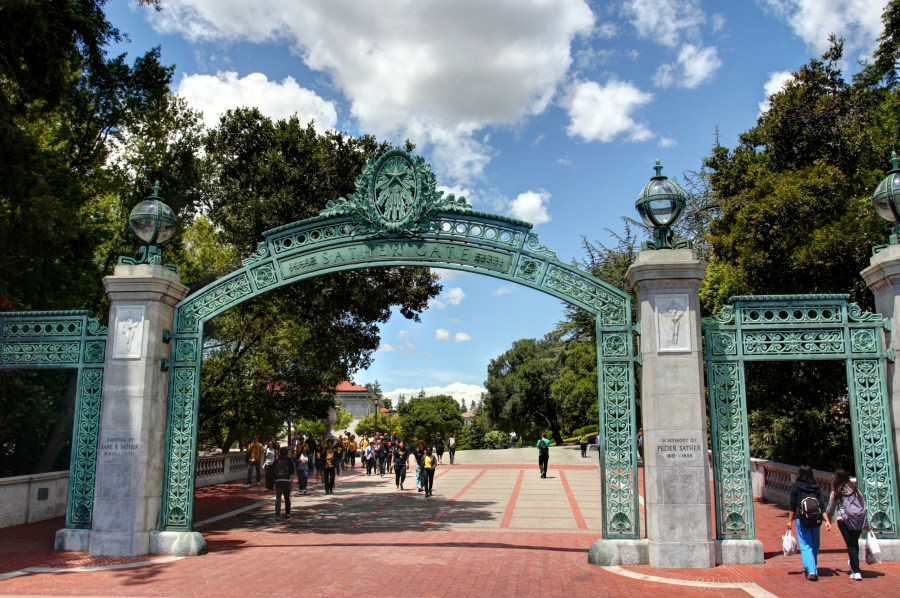 Sather Gate_UC Berkeley_John Morgan_7352097814_e0731d91c0_o