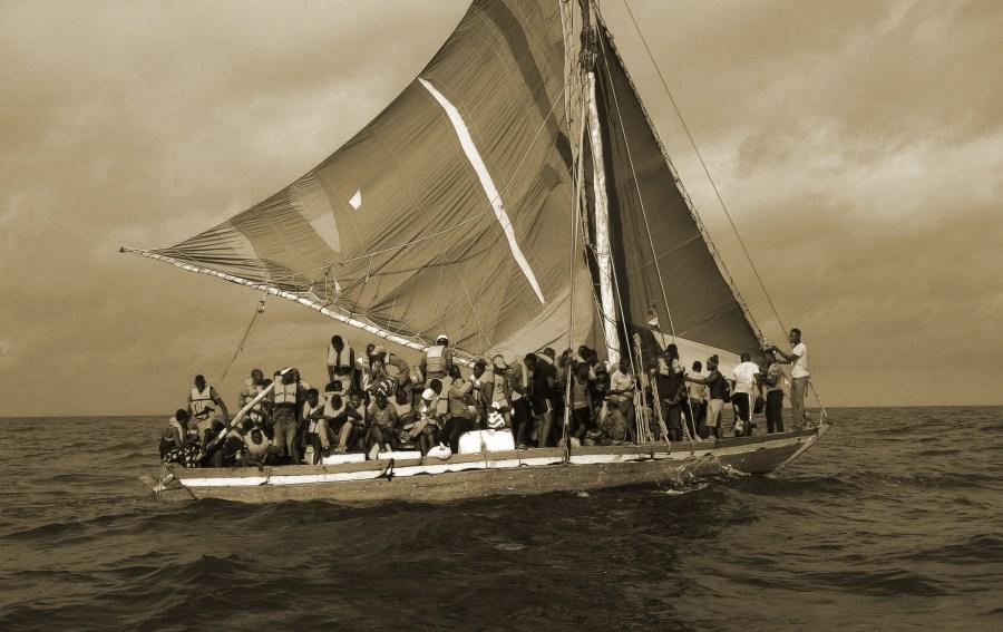Coast Guard Cutter Mohawk interdicts Haitian migrants