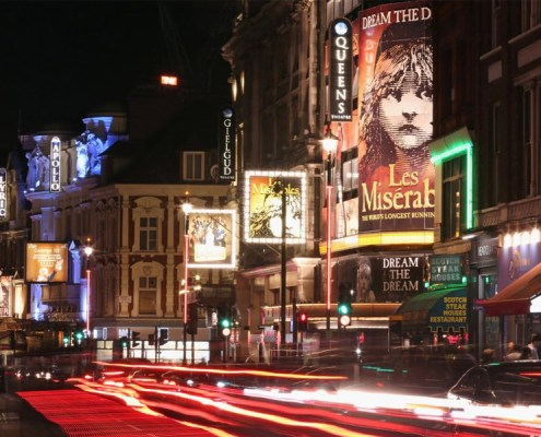 West-end-work-experience