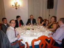 Cena de Gala y entrega de premios de la I Semana Impulso TIC en el Hotel Reconquista dCena de Gala y entrega de premios de la I Semana Impulso TIC 2011 en el Hotel Reconquista de Oviedoe Oviedo