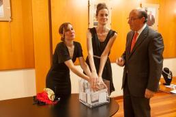 Modelos del Concurso de Joyería del Gremio de Joyeros de Asturias (Sorteo SPA Balneario Las Caldas)