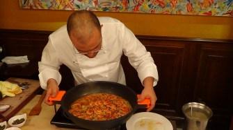 Incentivo Curso de Cocina (Arroz con Crustáceos)