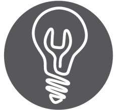 Creative Design Network Lightbulb