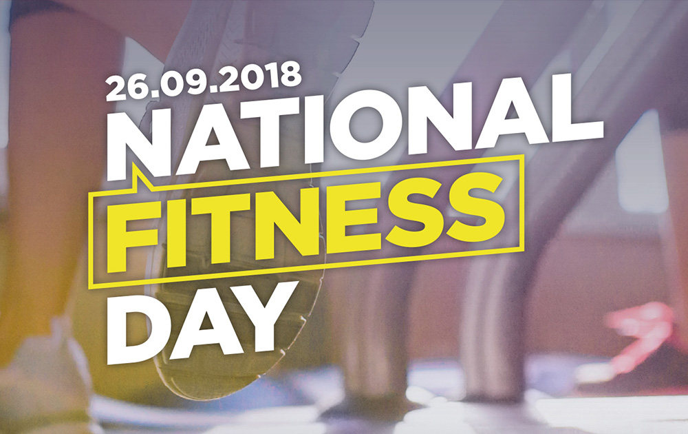 National fitness day 2018