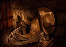 Cowboy Hay Loft