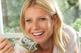 Gwyneth Paltrow is the result of a rare combination of genes for which she can thank her parents not her diet or lifestyle. She's just plain lucky.