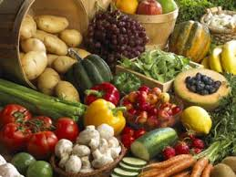 There's nothing better than locally grown organic veggies in season.