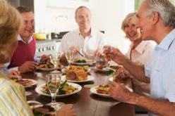 The level of interest in dinner conversation can be highly subjective and related to gender.