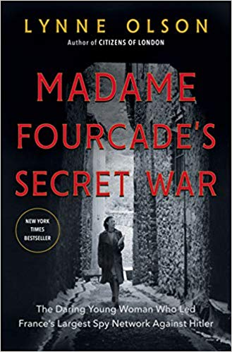 Leader of French network spying on German military installations during WW2 was a beautiful, courageous young woman