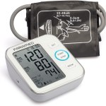 Paramed Upper Arm Bp Machine &Amp; Blood Pressure Monitor