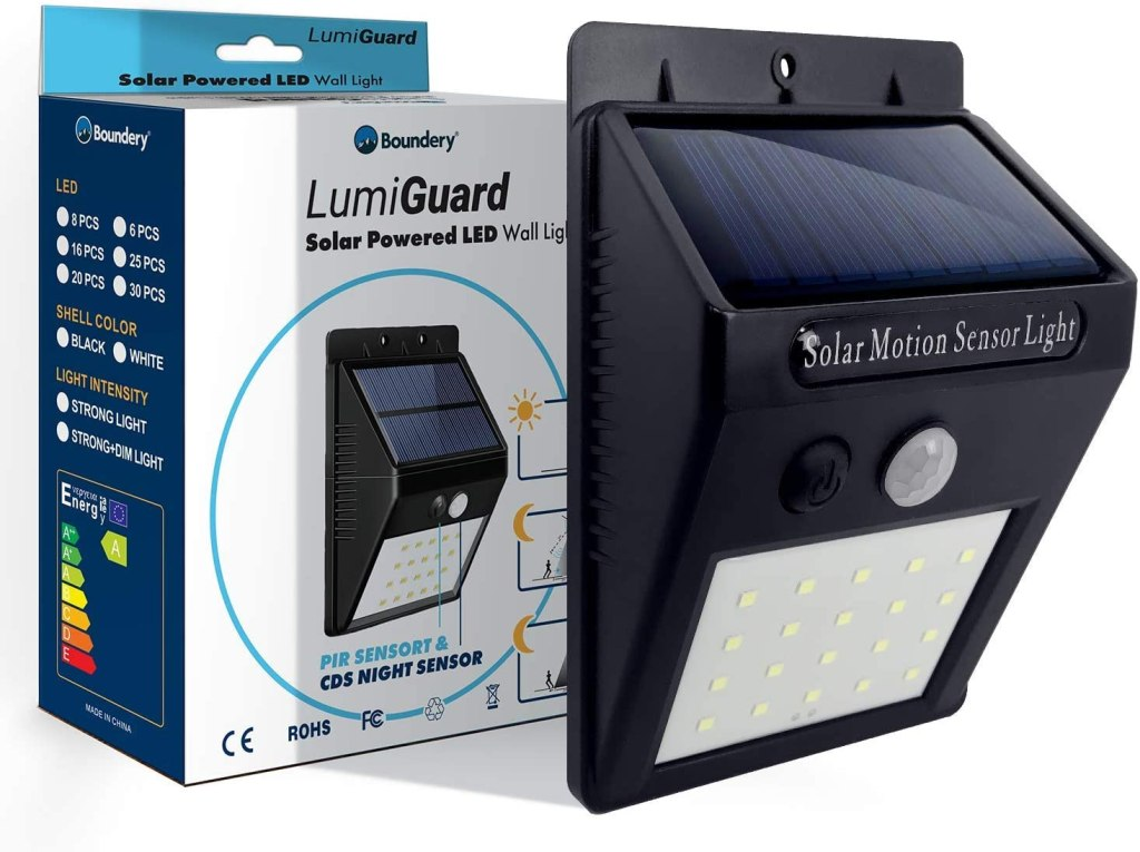 Lumiguard Motion Sensor Light 10 Great Last-Minute Gifts For Baby Boomers