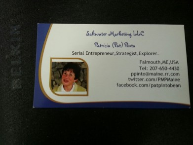 My biz card