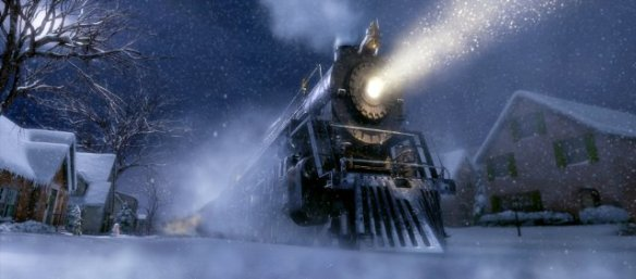 A Christmas Train of Memories