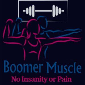 Boomer Muscle logo
