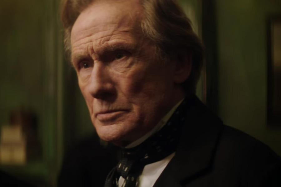 Bill Nighy Limehouse Golem