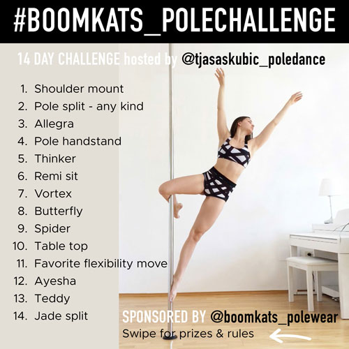 14 pole dance moves you simply have to know (updated ...