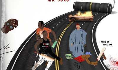 Listen: Ma Boro – Park N Go