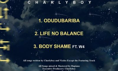 Charly boy – Area Fada (EP)