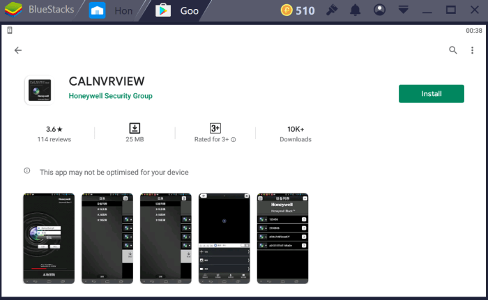 CALNVRVIEW for PC