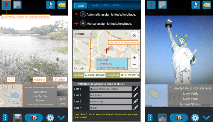 GPS Map Camera for PC