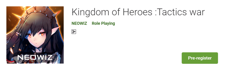 Kingdom of Heroes for PC