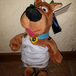 """Scooby Doo Doll """"Roman Scooby-Doo"""""""