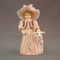 Maude Humphrey Bogart Figurine