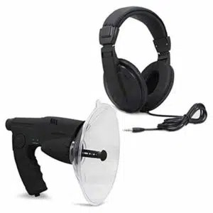Cozy Homelover Parabolic Microphone