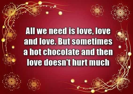 Cute Valentine Day Sayings Quotes