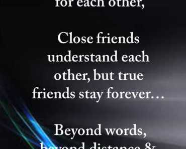 Quotes About Good Friendship Beauteous A True Friend's Silence Hurts  Best Friends Quotes  Boomsumo Quotes