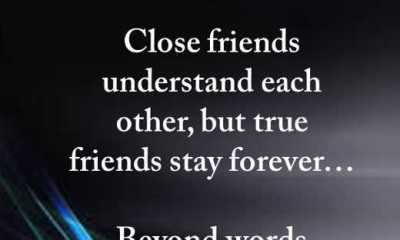 Good friends care for but true friends stay forever. - Best Friendship Quotes