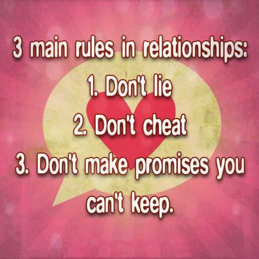 Don't make Promises, Protect relationship - Try this Steps, Relationship quote