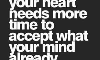 Sometimes your heart Needs more - Sad Love Quotes