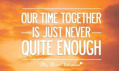 Time With Friendship Quotes
