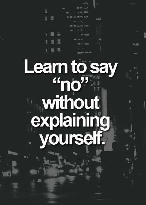 learn to say best quotes