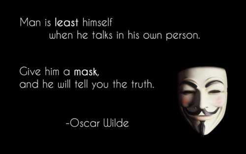 Oscar Wilde Quotes - He will tell you Truth